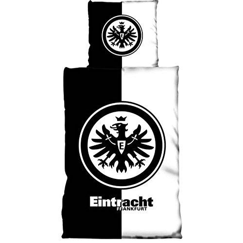 Eintracht Frankfurt Bettwäsche Kontrast