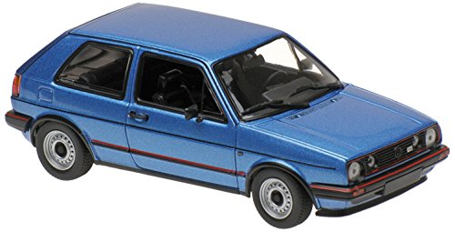 Minichamps 2.387.737.464,8cm maxichamps 1985VW Golf GTI–Blau Metallic Modell Spielzeug, Maßstab: 1: 43