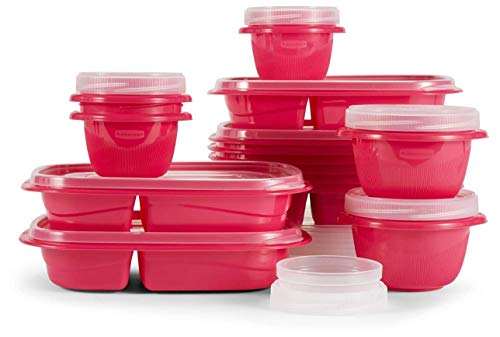 Rubbermaid TakeAlongs 10 Day Meal Prep Kit