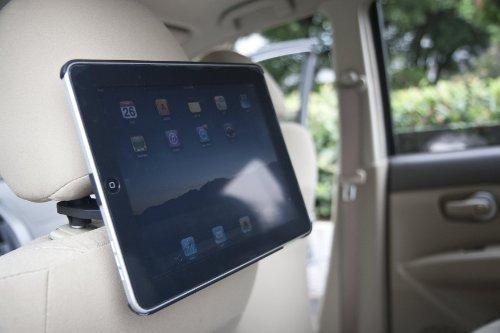 eelo Universale Tablet PC poggiatesta Montaggio per Samsung Galaxy Tab, iPad 4, 3 e Kindle Fire HD,