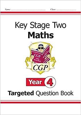 KS2 Maths Targeted Question Book - Year 4 (CGP KS2 Maths) by Coordination Group Publications Ltd (Cgp)