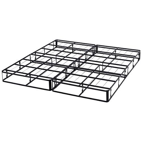 Mainstay Half-Fold Metal Box Spring, Queen