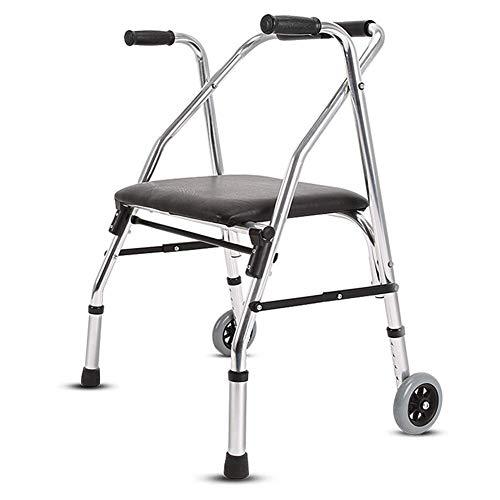 JINGQI Rehabilitation für ältere Menschen kann gefaltet Werden und leicht zu unterstützen Patienten Carried mit schweren unteren Extremität Funktion Stehen und Gehen