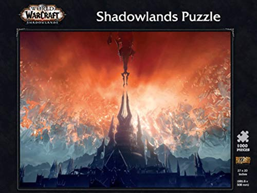 World of Warcraft: The Shadowlands Puzzle - 1,000 Pieces