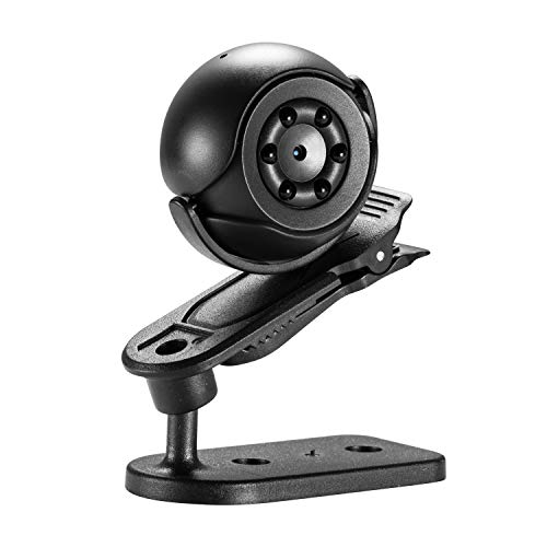Great Price! Nuxn Mini 1080P Security Camera Home Surveillance Camera DVR Full HD Baby Monitor Pet C...