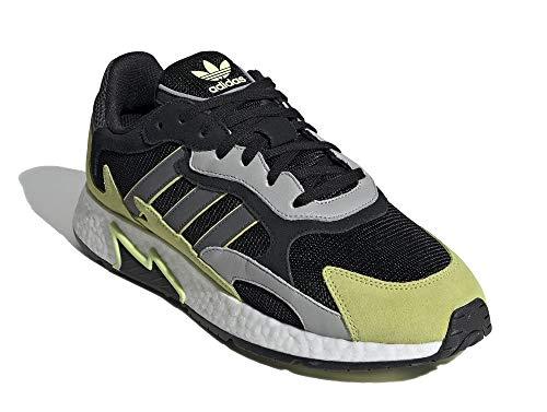 adidas Hombre TRESC Run Zapatillas Negro, 44 ✅
