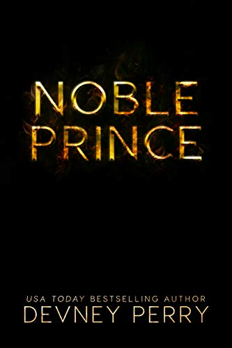Noble Prince (Tin Gypsy Book 4) by [Devney Perry]