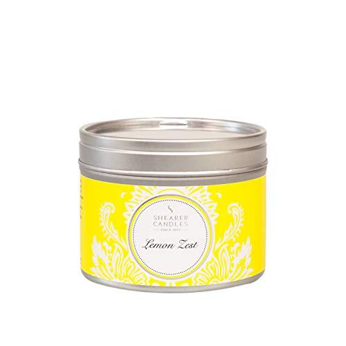 YANKEE CANDLE Samplers Candele Votive Lemongrass /& Ginger Verde Cera 4.6x4.5x5 cm