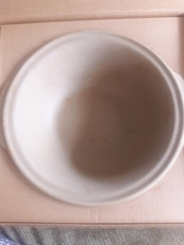 The Pampered Chef Stoneware Baking Bowl