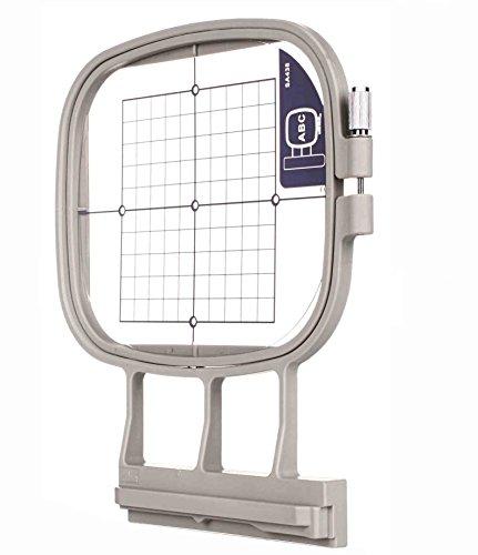 "Medium Embroidry Hoop 4"" x 4"" (100x100mm) Brother, Baby Lock (SA438) (EF74)"
