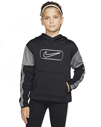 Nike Unisex-Child BV3114-010_XS Sweater, Black