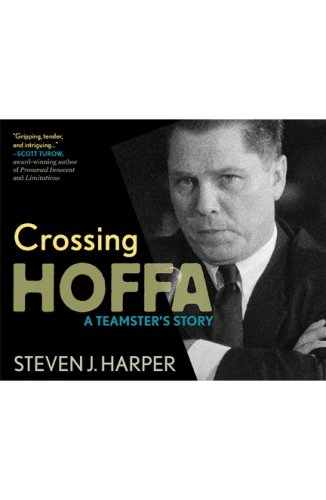 Crossing Hoffa cover art