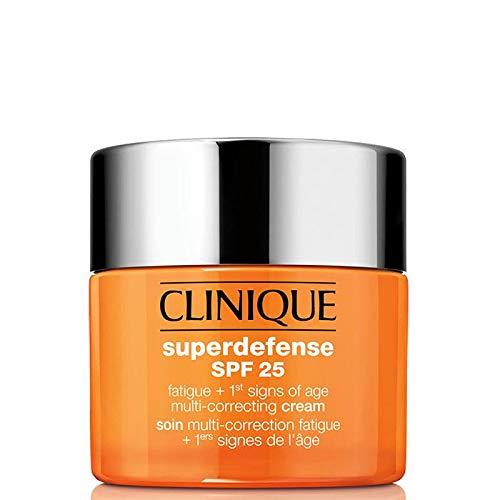 Clinique Superdefense SPF 25 Fatigue 1st Signs of Age Hauttyp 3/4 Feuchtigkeitspflege, 30 ml