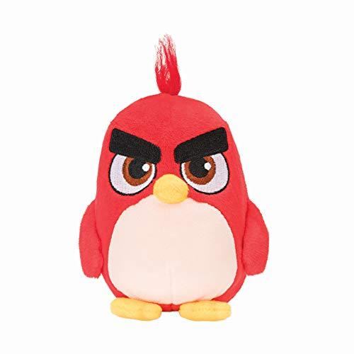 Angry Birds ANB0025 Plüschtier, Plüsch 15 cm Red