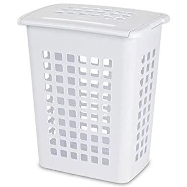 STERILITE 12238004 Rect Laundry Hamper