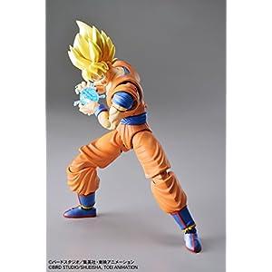 "Bandai Hobby Figure-Rise Standard Super Saiyan Son Goku ""Dragon Ball Z"" Building Kit"