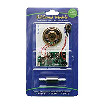 EZSound Module - Push Button Activated - Easy to Record - 120 Seconds Recording - High Sound Quality