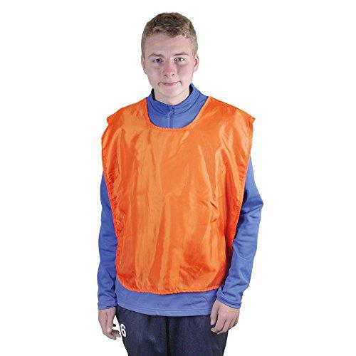 eBuy GB - Giubbotto Sportivo da Uomo, Taglia Unica, Colore: Arancione