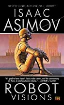 By Isaac Asimov - Robot Visions (1991-03-20) [Mass Market Paperback]