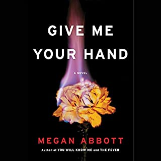 Give Me Your Hand audiobook cover art