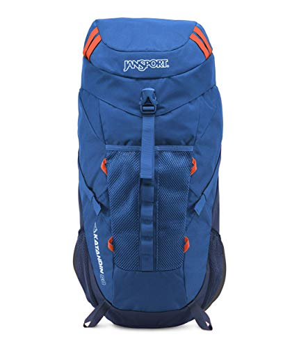 JanSport Katahdin 50 Backpack, Midnightsky/Navymoonshine