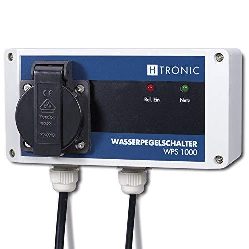 Preisvergleich Produktbild H-Tronic 1114420 Wasserpegelschalter WPS 1000