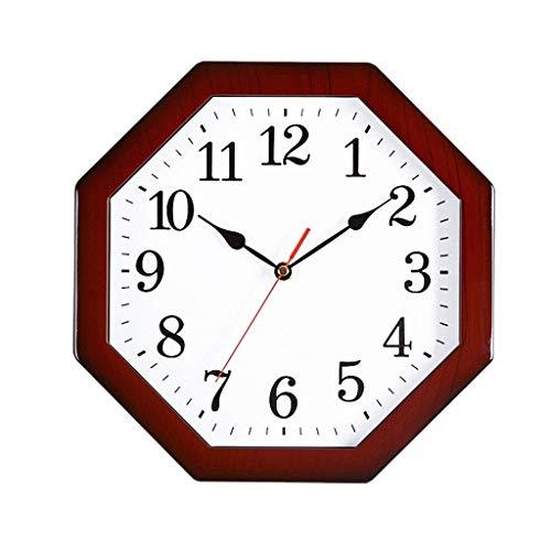 Decoración Hogareña Reloj de Pared de la Sala de Estar Dormitorio de Pared de...