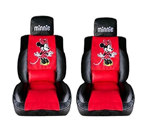 next Minnie Mouse Autositzbezüge, Kunstleder, 1 Paar