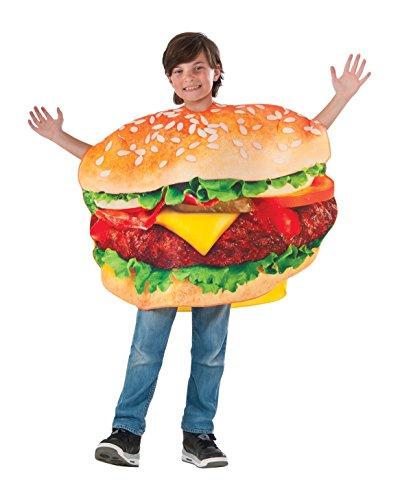 Rubie's Disfraz de hamburguesa