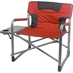 Extra Wide Camping Directors Chair