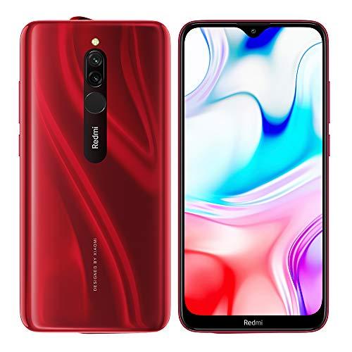 Xiaomi Redmi 8 64GB 4GB Rojo (Versión Española)