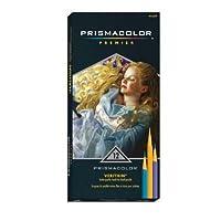 Prismacolor Verithin Premier Pencil 12-Color Set by Prismacolor [並行輸入品]