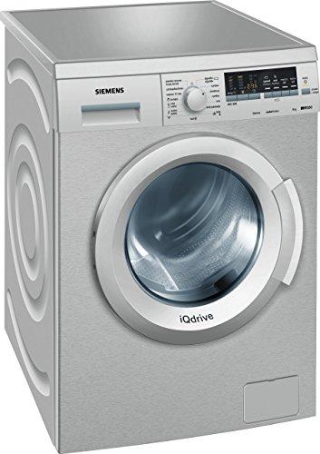 Siemens WM14Q48XES - Lavadora De Carga Frontal Wm14Q48Xes De 8 Kg Y 1.400 Rpm