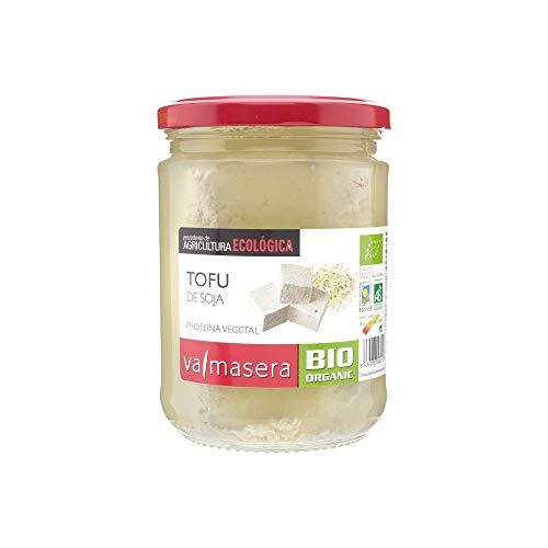 VALMASERA tofu de soja bio frasco 375 gr