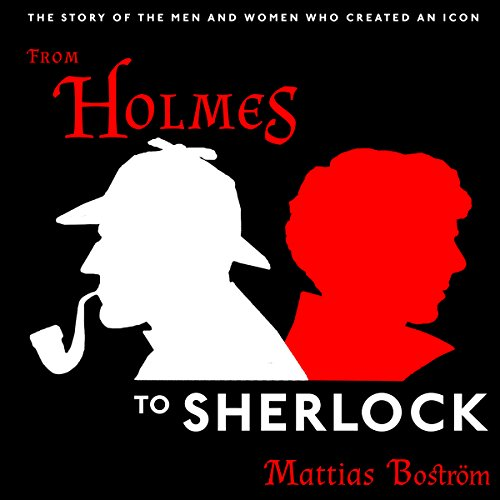 From Holmes to Sherlock audiobook cover art