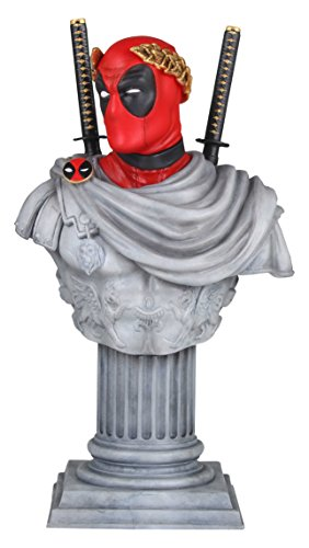 Marvel Deadpool Caesar Classic Mini Büste Statue