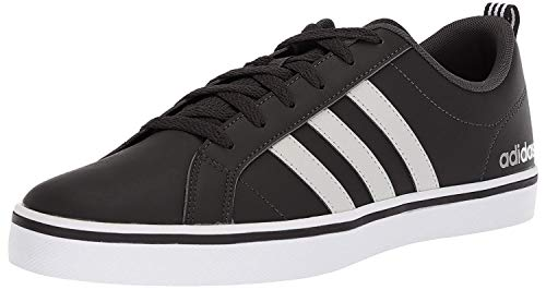 Adidas Vs Pace, Zapatillas Hombre, Negro (Core Black/Footwear White/Scarlet 0), 43 1/3 EU