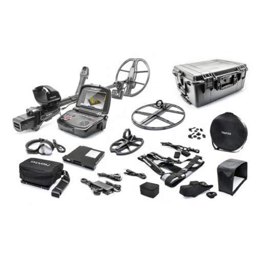 New Nokta Makro Invenio Professional Metal Detector Pro Package 3D - Deep Seeking Metal Detection an...