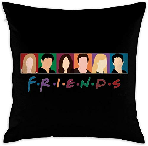 Zylione Friends TV Series decoración Throw Pillow Covers Case...