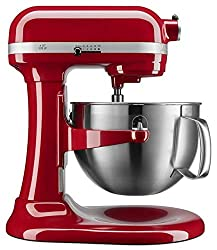Cookie Baking Essentials featured by top US cookie blog, Practically Homemade: image of large mixer