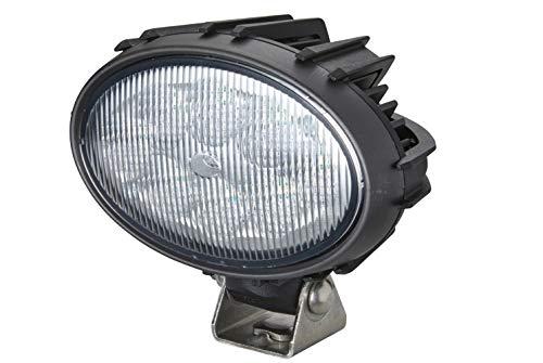 Hella 1GA 996 661-501 Arbeitsscheinwerfer - Oval 100 Thermo Pro - LED - 12V/24V - 1700lm - Anbau - hängend/stehend - Nahfeldausleuchtung - Deutsch