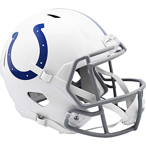 Indianapolis Colts 2020 Officially Licensed Speed Full Size Replica Football Helmet