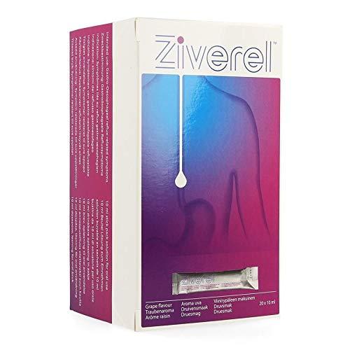 ZIVEREL SOLUCION ORAL 20 SOBRES 10 ML