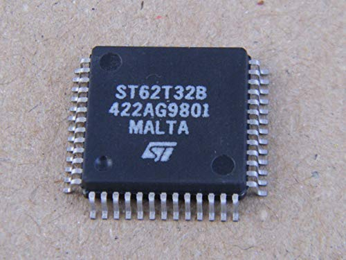 ST62T32BQ6 ST MICROCONTROLLER PQFP52