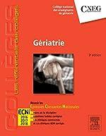 Gériatrie - Réussir les ECNi de Collège National des Enseignants de Gériatrie