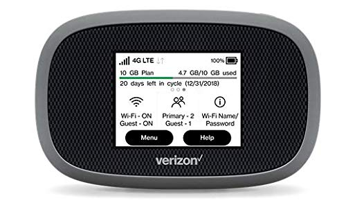 Jetpack 8800L Mobile Hotspot for Verizon