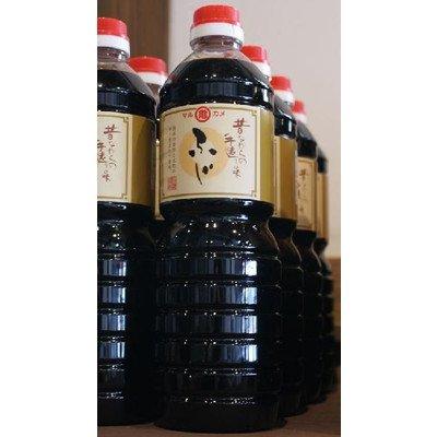 濃口醤油 ふじ  1000ml 上級の濃い口醤油 ぜひご賞味ください。