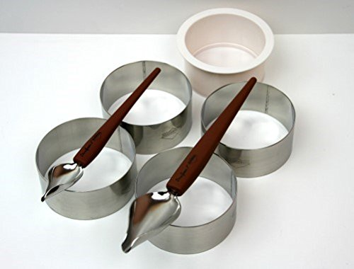 Küchenprofi, Pâtissier, 0805022800, decoratieset, 7-delig