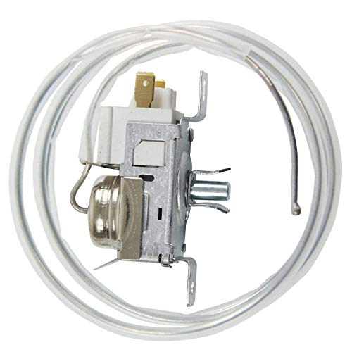 Protac For NEW 2198202 REFRIGERATOR COLD CONTROL THERMOSTAT FOR WHIRLPOOL KENMORE ROPER