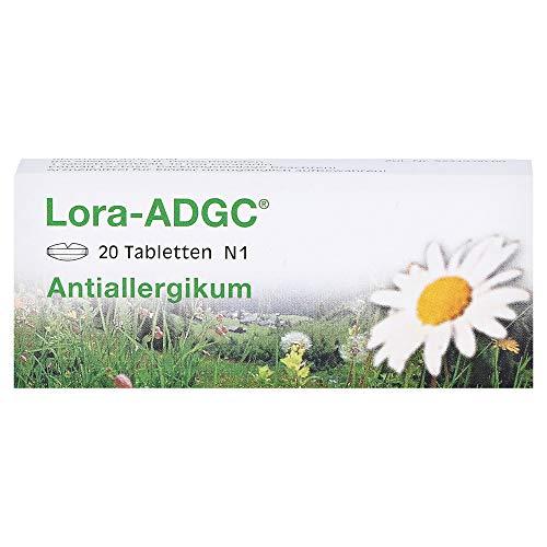 Lora ADGC Tabletten, 20 St. Tabletten